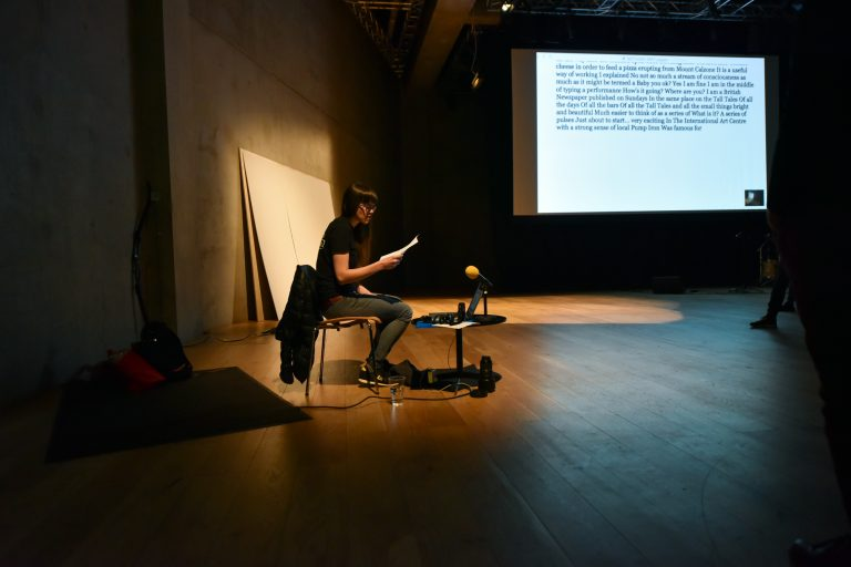 Writing Workshops with Sally O'Reilly